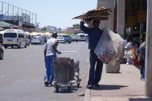 straatbeeld Soweto